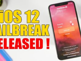 rootless jailbreak iOS 12