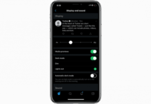 how to enable twitter lights out mode