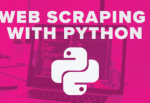Web Scraping from API Calls Using Python