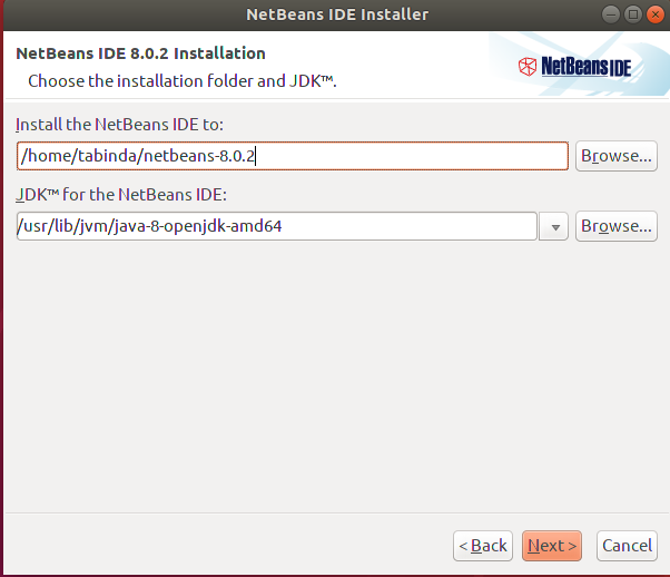 How to Install Netbeans IDE 8 0 2 on Ubuntu 18 04 2 LTS