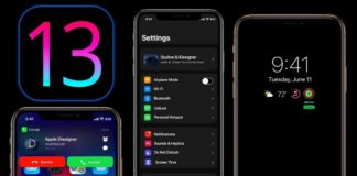 ios 13 features, leaks, release date