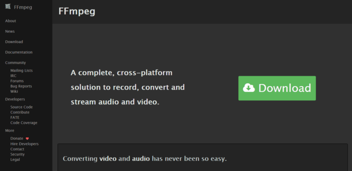 How To Use FFmpeg to Upload Podcasts to YouTube