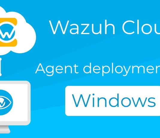 How to Install Wazuh Agent on Windows